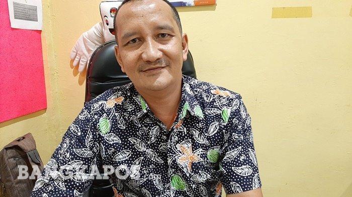 KPU Bangka Tengah Siapkan Baju Hamzat, Jumlahnya Sebanyak 383