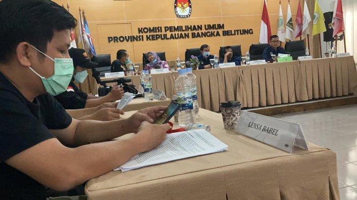 KPU Provinsi Bangka Belitung Sebut Partisipasi Pemilih Pilkada di Bangka Tengah Meningkat 13 Persen