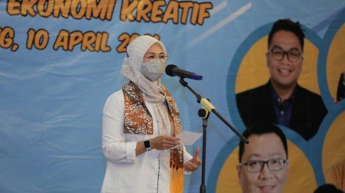 Pengurus Gekrafs Dilantik, Ekonomi Kreatif Berdaya, Indonesia Maju