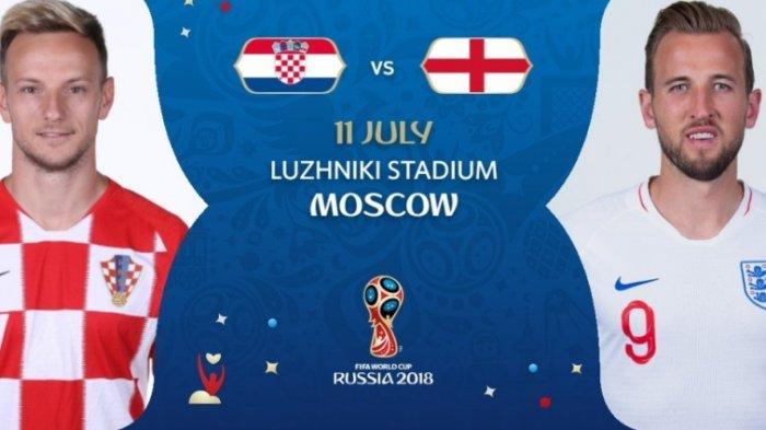 Prediksi Hingga Cara Live Streaming Inggris Vs Kroasia, Kedua Tim Sudah Sering Bertemu