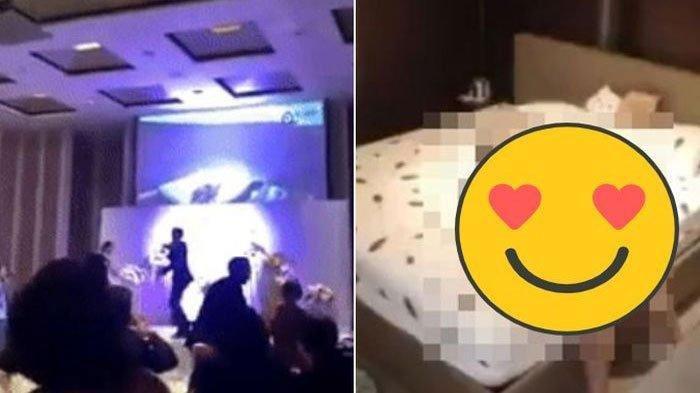 Kisah Cinta Terlarang Istri dan Kakak Ipar Terungkap, Suami Posting Video Mesum di Acara Resepsi