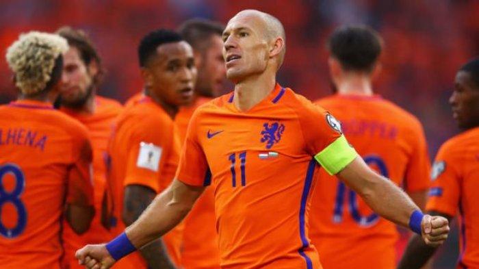 Ini Skenario Timnas Belanda Jika Ingin Lolos Piala Dunia 2018