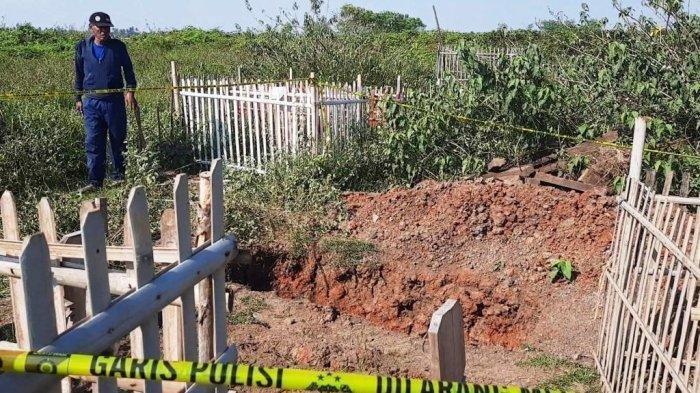 Heboh Jenazah Bujangan Masih Perjaka Hilang Raib Secara Misterius Kuburannya Hancur Berantakan