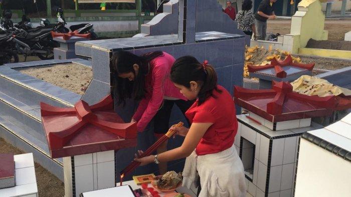Besok Puncak Ritual Tahunan Cheng Beng atau Sembahyang Kubur