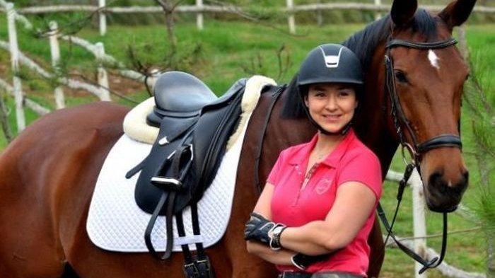 Nggak Nyangka, Segini Harga Kuda yang Ditunggangi Larasati Gading untuk Asian Games 2018