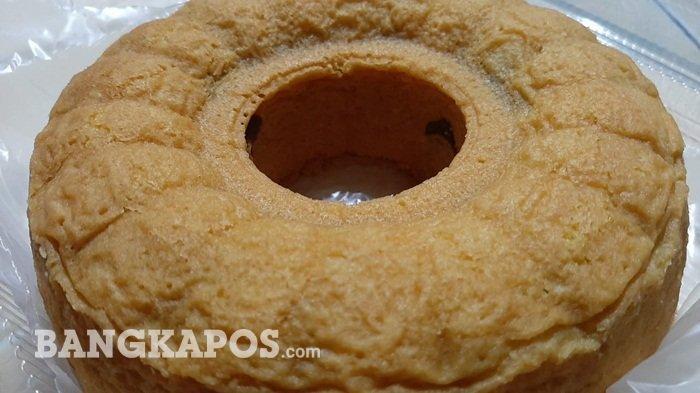 Resep Mudah Membuat Bolu Remang, Kue Tradisional Bangka