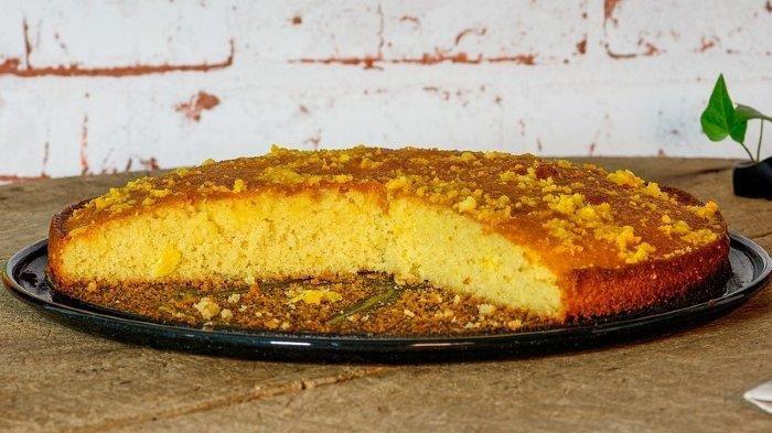 Resep Lezatnya Kue Jeruk, Kaya Vitamin C, Antioksidan, Enak dan Sederhana Ala Rumahan, Sehat Lho