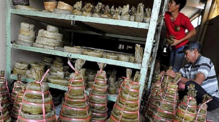 Imlek 2019 Tahun Baru China 2570 - Wajib Ada Saat Imlek, Ternyata Ini Makna dari Kue Keranjang