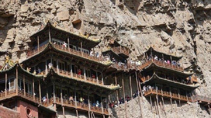NAMA-nama Tempat Wisata Paling Berbahaya di Dunia, Berani Coba?