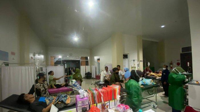 12 Warga Desa Ranggung Keracunan Jamur Dirawat di RS Kriopanting, 3 di Antaranya Anak-anak