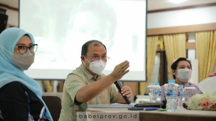 Kumpulkan Musisi, Gubernur Bangka Belitung Erzaldi Cari Jalan Keluar