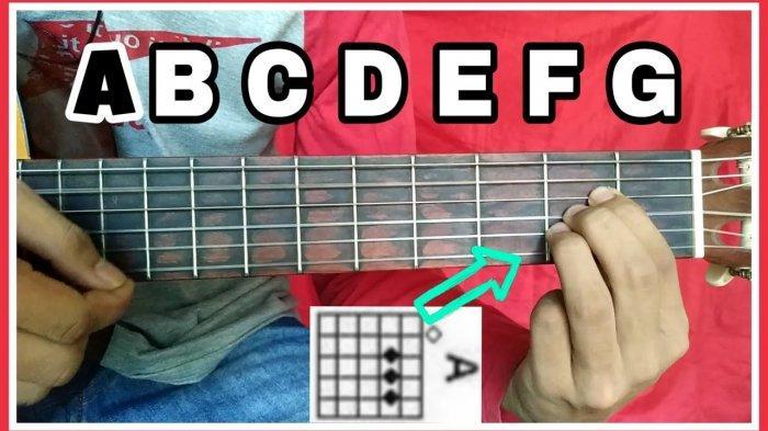 Kunci Gitar, Chord dan Lirik Lagu, Sabyan - Aisyah Istri Rasulullah - Main dari Am