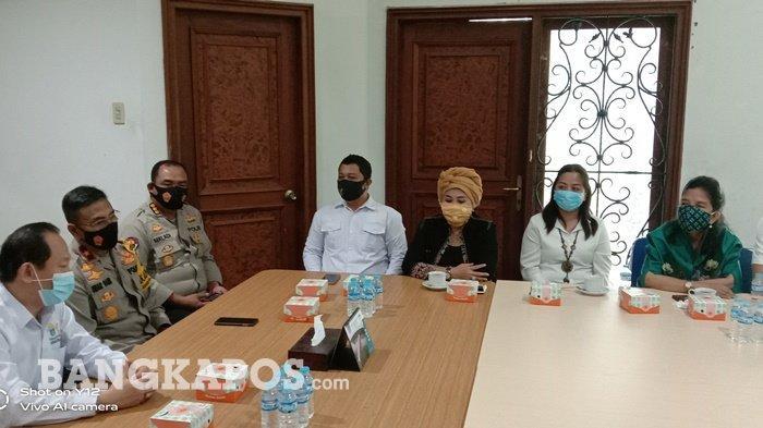 Wakapolda Bangka Belitung Kunjungi Kantor Kadin, Bangun Sinergi Dua Pihak
