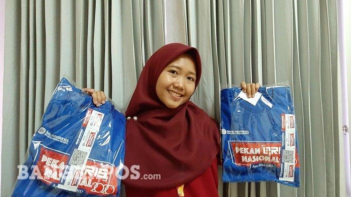 Sambut Perayaan QRIS, Bank Indonesia Pangkalpinang Adakan Jalan Sehat