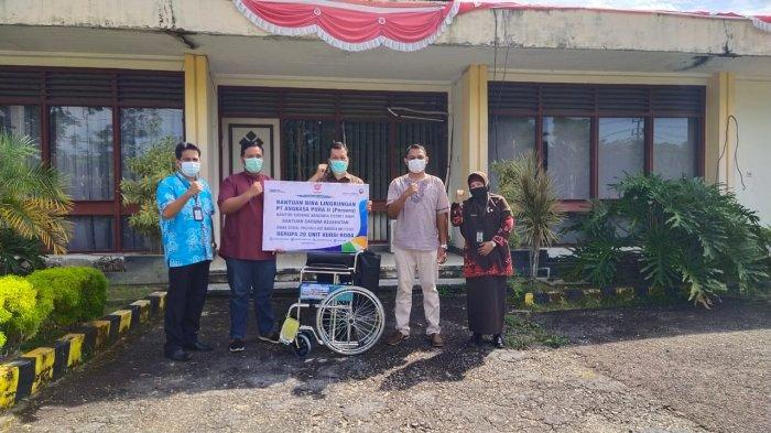 PT Angkasa Pura II (Persero) Bandara Depati Amir Peduli Disabilitas