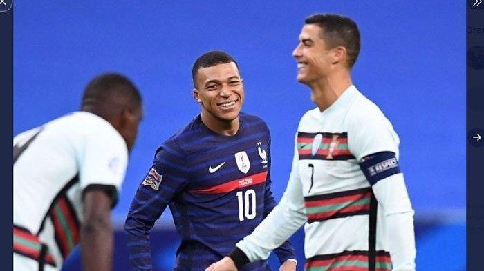 JADWAL Matchday 5 UEFANationsLeague, Ada Portugal vs Prancis dan Belgia vs Inggris