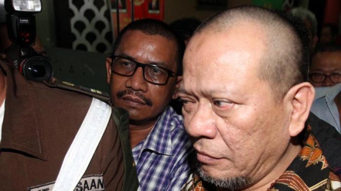 La Nyalla Mau Mundur dari Jabatan Ketua PSSI