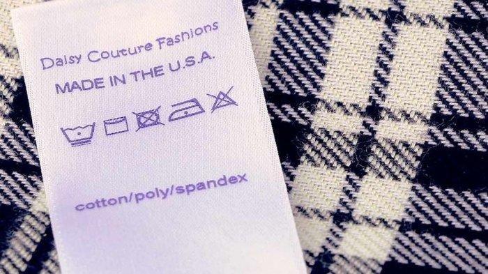 Tahukan Anda Makna dari Simbol di Label Pakaianmu? Simak 21 Makna Simbol Berikut