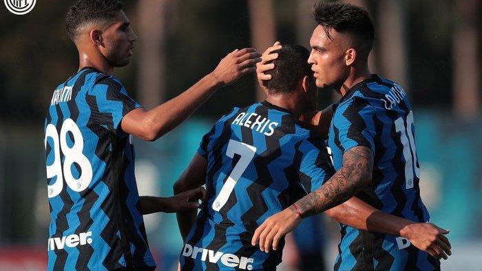 Hasil Liga Italia Pekan ke-9, Inter Gilas Sassuolo, Juventus Tertahan di Peringkat Lima