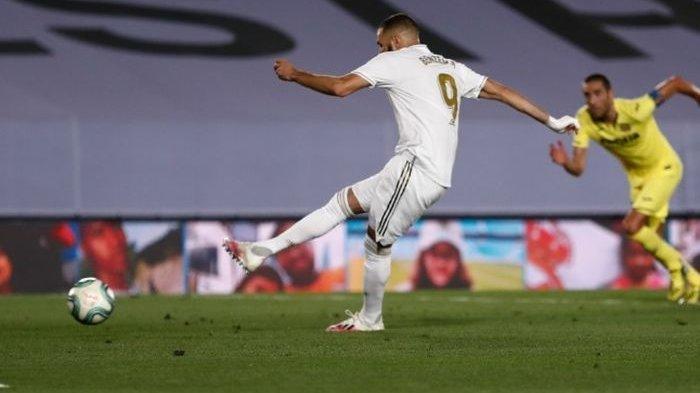 Hasil Laga Pramusim, Benzema Cetak Quattrick, Real Madrid Hempaskan Getafe 6-0