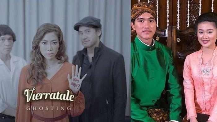 Lagu 'Ghosting' Dituding Pansos Kisah Percintaan Kaesang-Felicia Tissue, Ini Respon Kevin Aprilio