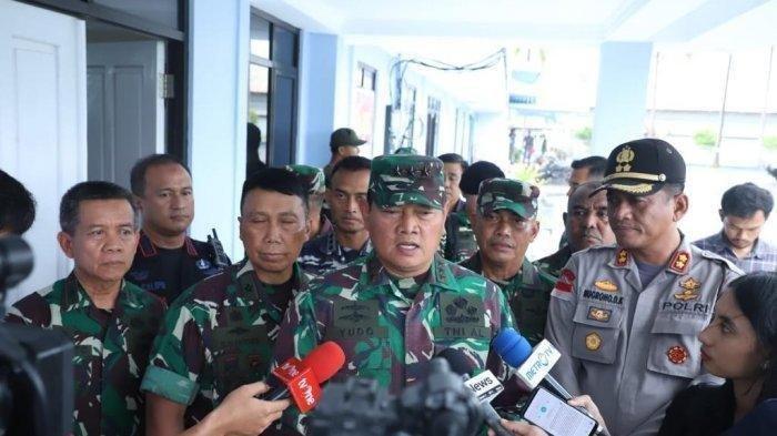 YUDA Margono Berpeluang Jadi Panglima TNI, Padahal Baru 3 Hari Jadi KSAL