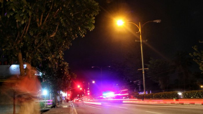 Pemasangan Lampu Jalan tahun 2021 di Pusat Kegiatan Masyarakat Akan Diutamakan