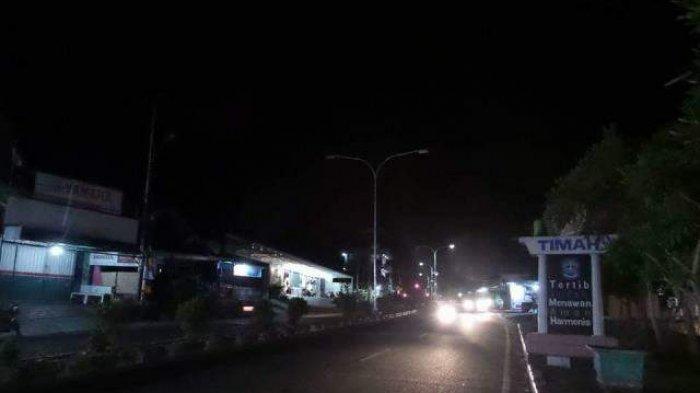 Lampu Jalan Umum PJU Solar Cell di Belitung dan Belitung Timur Banyak Mati, Terungkap Ini Kendalanya