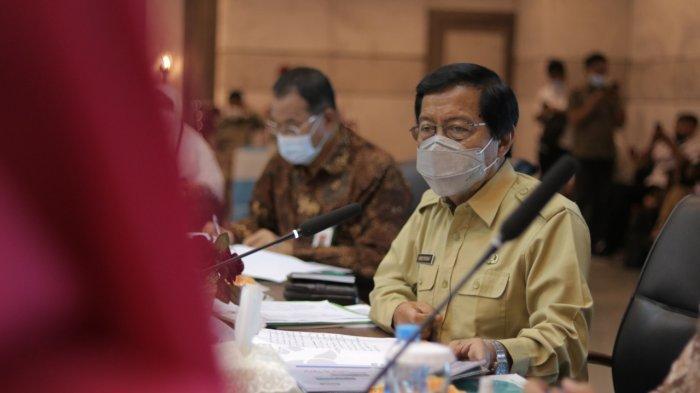 Pemprov Sampaikan Kondisi Kesehatan dan Ketenagakerjaan di Bangka Belitung Kepada Komisi IX DPR RI