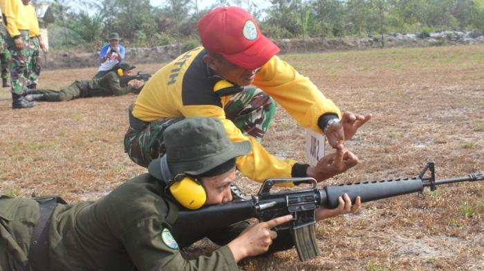 Pegawai Pajak Letuskan 13 Peluru Senjata Milik TNI
