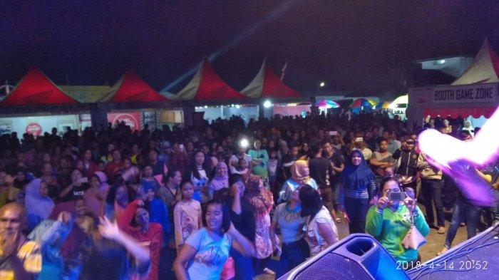 Lauching New Honda PCX Disambut Antusias Masyarakat Kelapa