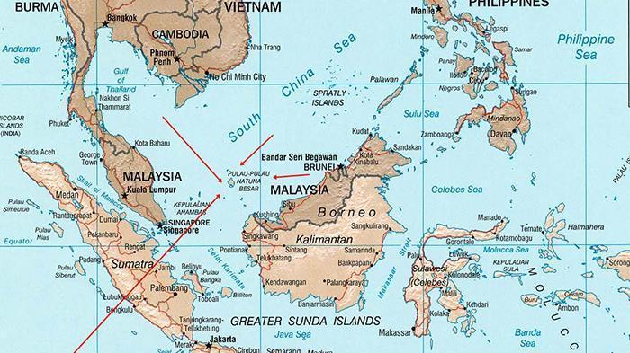 DOKUMEN Rahasia Bocor hingga Tudingan China Ubah Pulau Sengketa Jadi Pangkalan Militer