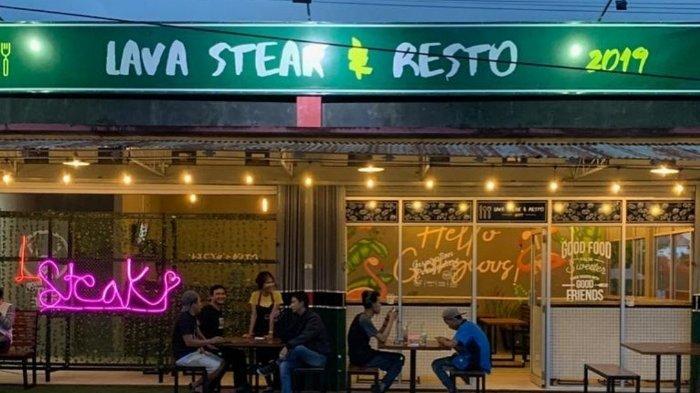 Kuliner Pangkalpinang: Lava Beef Steak Pedas dan Panas, Bikin Lidah Bergetar - lava-steak-resto.jpg