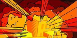 Bom Meledak di Makasar Saat Kunjungan Presiden Jokowi