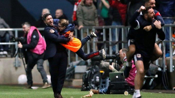 Inilah Sosok di Balik Keberhasilan Tim Kasta Kedua Singkirkan Manchester United