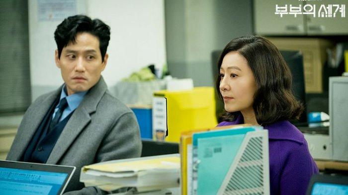 Spoiler Episode 14 The World of The Married, Sun Woo Tinggalkan Gosan