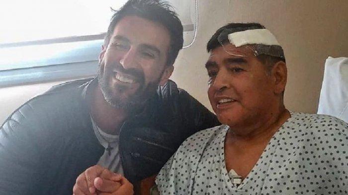Fakta Terbaru, Maradona Alami Kesakitan Parah Berjam-jam Sebelum Meninggal