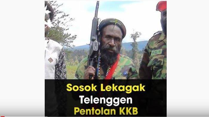 Kabinda Papua Gugur Ditembak KKB Kelompok Lekagak Telengen, Ini Sosok Pemimpin dan Sepak Terjangnya
