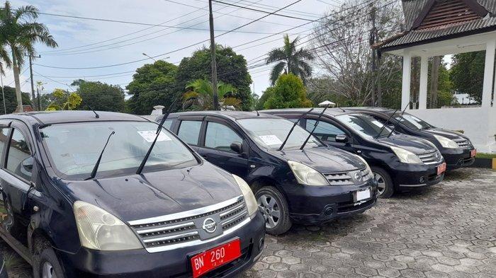 Lelang Kendaraan Pemprov Bangka Belitung Selesai, Mobil CR-V 2008 Terjual Rp 85,5 Juta