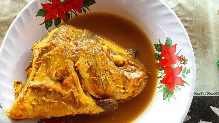 Resep Makanan Khas Bangka Belitung Lempah Kuning dari Warung Hersyah