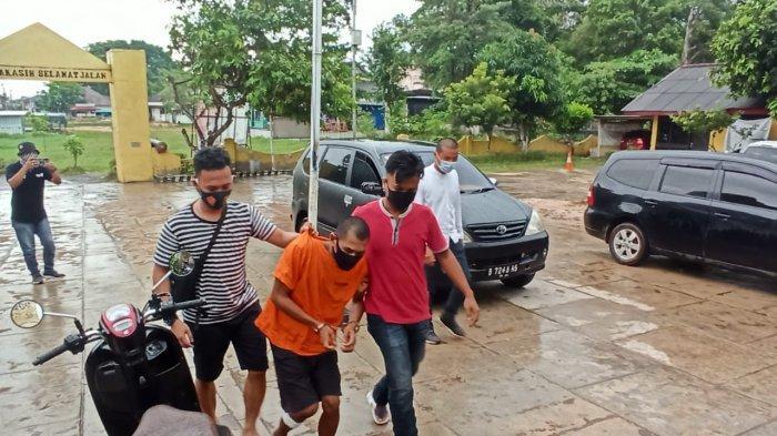 Pemuda Ini Didor Gara-gara Maling Motor di Tiga Daerah Bangka Belitung