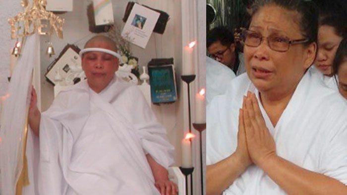 Lia Eden Meninggal, inI Sederet Kontroversinya: Titisan Bunda Maria, hingga Surati Jokowi