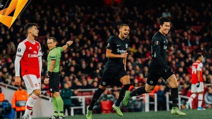 Liga Europa: Manchester United dan Arsenal Tumbang, AS Roma dan Porto Raih Kemenangan