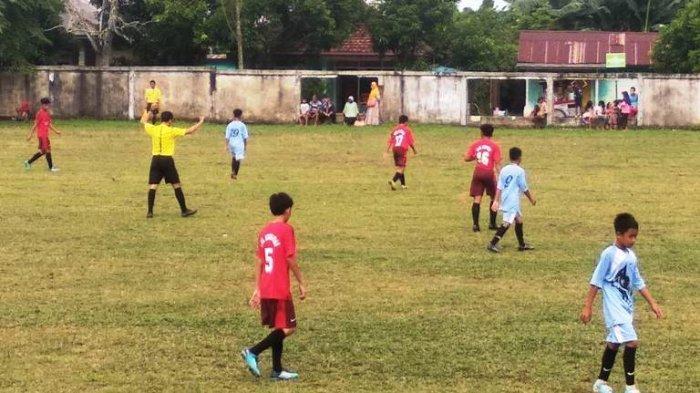 SSB Baser Borong Tujuh Gol di Laga Perdana Liga Pembinaan U-14 Era New Normal