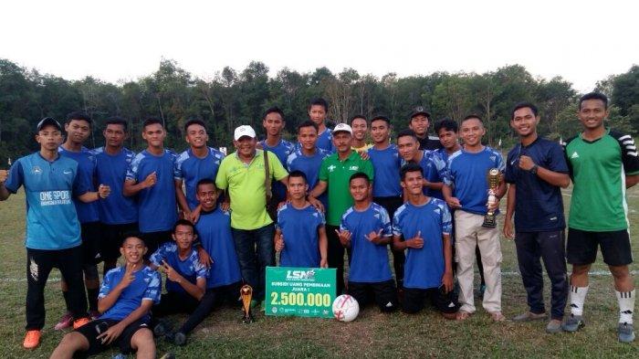 Pondok Pesantren AIAI Sungaiselan Juarai Liga Santri Nasional Region Sumatera 7
