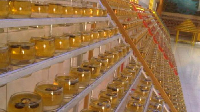Ribuan Pelita Disiapkan Untuk Cap Go Meh