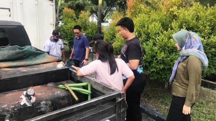 Ternyata Wanita Pengerit Solar Sempat Jadi DPO, Polisi Minta SPBU Lebih Aktif Awasi Fuel Card