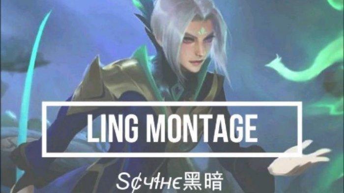 Sudah Keluar, Ini Kehebatan Ling Mobile Legends Hero Assassin Super Lincah, Bisa Manjat Tembok Loh
