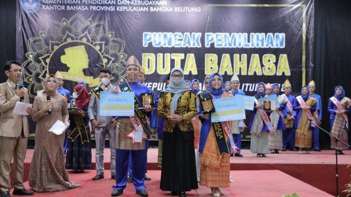 Pemilihan Duta Bahasa, Tingkatkan Eksistensi Literasi di Bangka Belitung