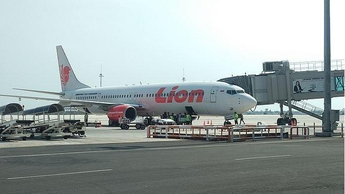 Sepi Penumpang, Maskapai Lion Air Terpaksa Batalkan Penerbangan